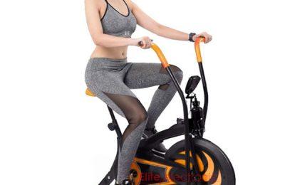 đạp xe có giảm mỡ bụng